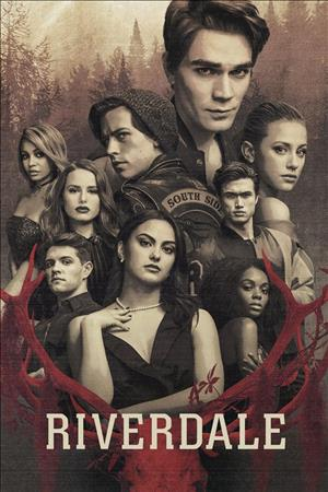 Riverdale Season 4 cover art