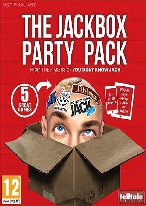 The Jackbox Party Pack (Retail Release) cover art