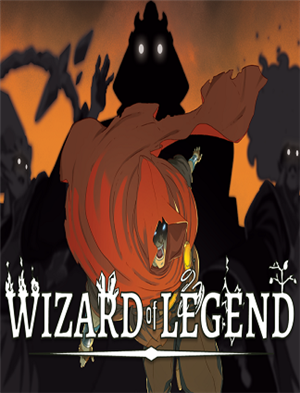 Wizard of Legend cover art