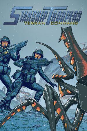Starship Troopers: Terran Command cover art