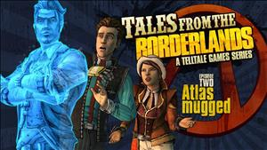 Tales From The Borderlands: Episode 2 - Atlas Mugged cover art