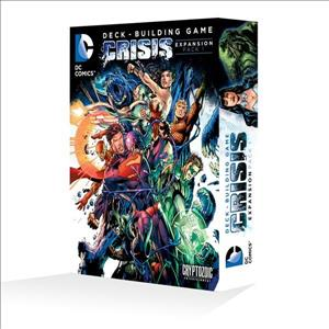 DC Comics Deck-Building Game: Crisis Expansion cover art