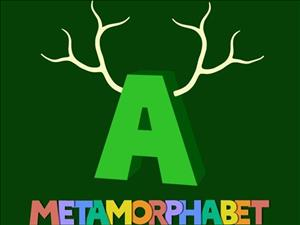 Metamorphabet cover art