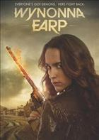 TV Series Season Wynonna Earp Season 2  SyFy cover art