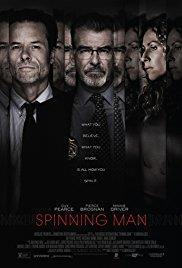 Spinning Man cover art