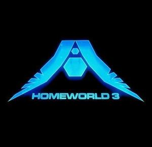 Homeworld 3 cover art