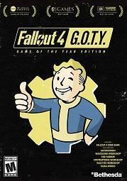 Fallout 4: Game of the Year Edition cover art
