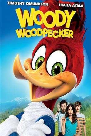 Woody Woodpecker cover art