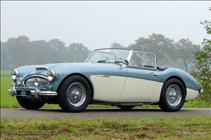 Austin Healey 3000 MkI cover art
