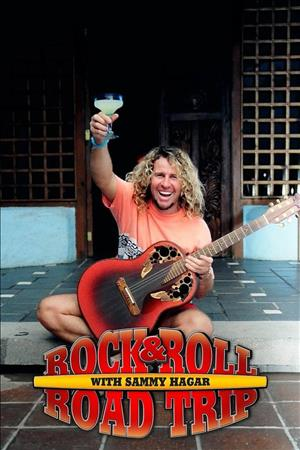 Rock & Roll Road Trip with Sammy Hagar Season 3 cover art