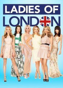 Ladies of London Season 3 cover art