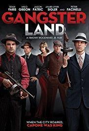 Gangster Land cover art