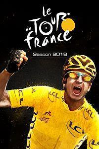 Tour de France 2018 cover art
