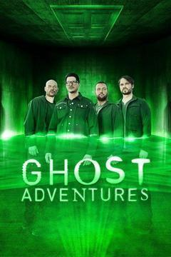 Ghost Adventures Season 15 cover art