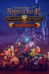The Dungeon Of Naheulbeuk: The Amulet of Chaos cover art