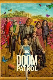 Doom Patrol Season 3 cover art