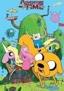 Adventure Time: Elements Miniseries cover art