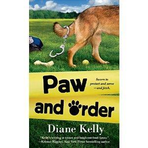 Paw and Order (A Paw Enforcement Novel) cover art