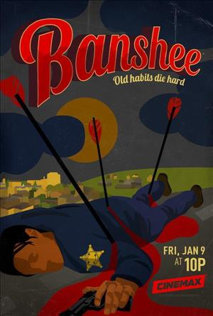 Banshee Season 3 cover art
