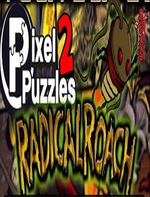Pixel Puzzles 2: RADical ROACH cover art