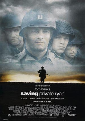 Saving Private Ryan cover art
