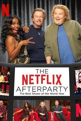 The Netflix Afterparty Season 1 cover art