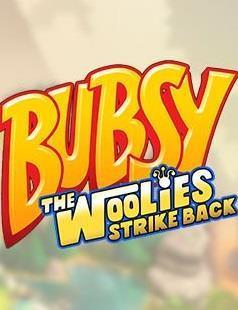 Bubsy: The Woolies Strike Back cover art