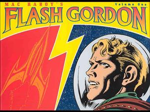 Flash Gordon cover art