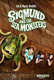 Sigmund and the Sea Monsters Season 1 cover art