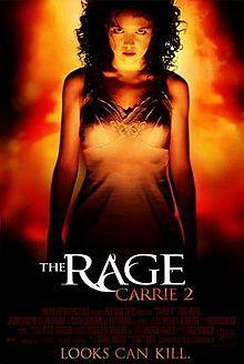 Carrie / The Rage: Carrie 2 cover art