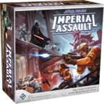Star Wars: Imperial Assault cover art