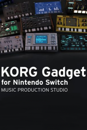 KORG Gadget for Nintendo Switch cover art