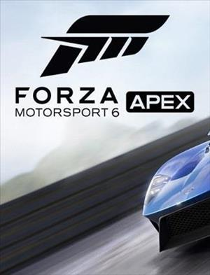 Forza Motorsport 6: Apex cover art
