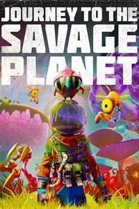Journey to the Savage Planet cover art
