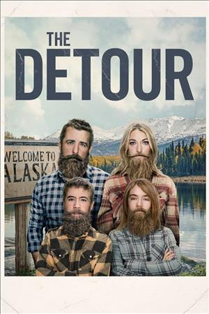 The Detour Season 4 cover art