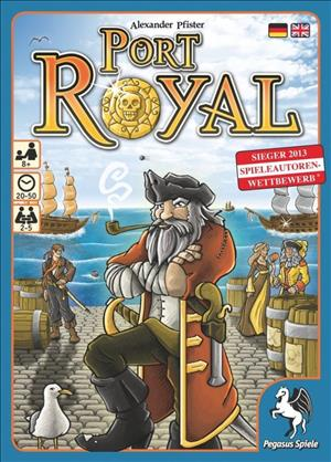 Port Royal cover art