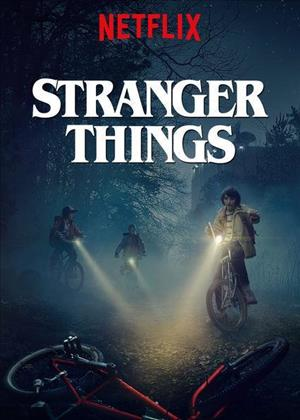 Stranger Things Season 3 cover art