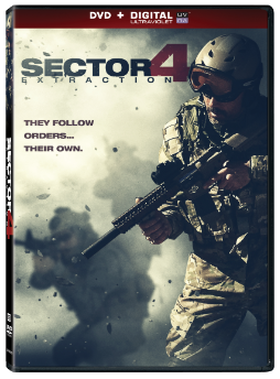 Sector 4: Extraction cover art