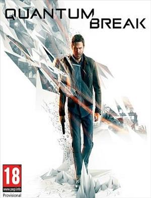 Quantum Break cover art
