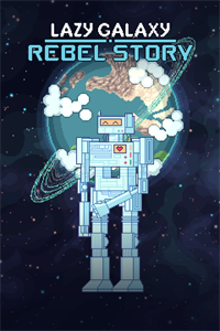 Lazy Galaxy: Rebel Story cover art