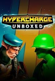 Hypercharge: Unboxed cover art