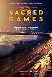 Sacred Games Season 1 cover art