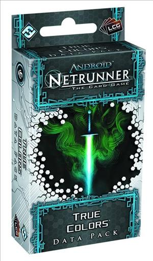 Android: Netrunner – True Colors cover art