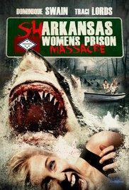 Sharkansas Women's Prison Massacre cover art