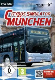 Munich Bus Simulator cover art