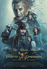 Pirates of the Caribbean: Dead Men Tell No Tales cover art