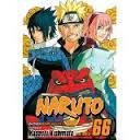 Naruto, Vol. 66: The New Three cover art