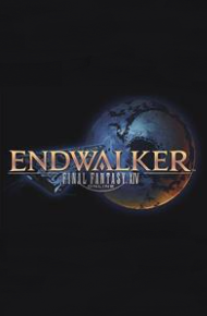 Final Fantasy XIV: Endwalker cover art