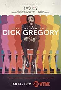 The One and Only Dick Gregory cover art