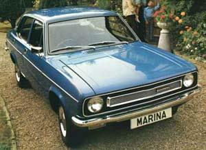 MORRIS Marina cover art